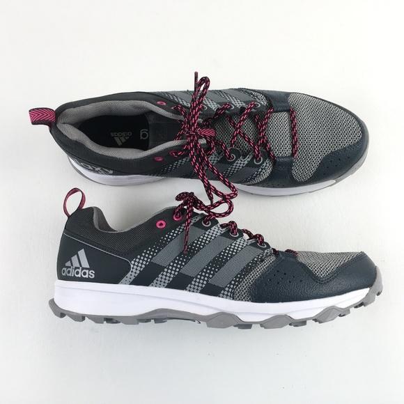 Adidas Gray Trail Sneakers B5713026 3e15857c68